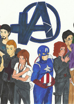 Cover: First Aid Avengers