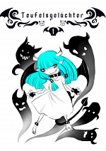 Cover: Teufelsgelächter