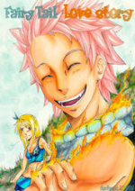 Cover: Fairy Tail Love Story