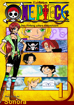 Cover: One Piece Evolution
