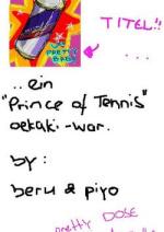 Cover: UH, PRETTY BABY... ein Tenipuri Doujinshi by piyo & beru