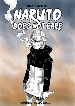 Cover: Naruto does not care