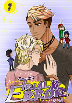 Cover: Trial and Error (Fortsetzung zu Before Juliet)