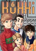 Cover: Kukki 6