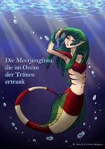 Cover: Die Meerjungfrau, die im Ozean der Tränen ertrank