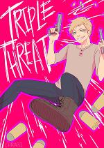 Cover: Triple Threat