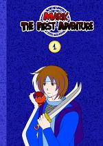 Cover: Marik- The first Adventure