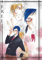 Cover: Free! Dokidoki