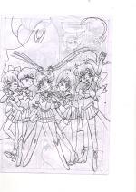 Cover: Sailor Moon ~ Golden S