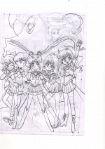 Cover: Sailor Moon ~ Golden S