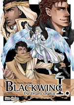 Cover: Die Elvarra Chroniken - Blackwing