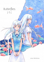 Cover: Butterflies