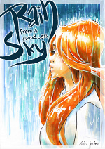 Cover: Rain from a cloudless Sky