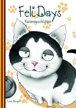 """Cover: """"FeliDays - Katzengeschichten"""" Band 1+2"""