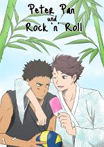 Cover: Peter Pan und Rock 'n' Roll