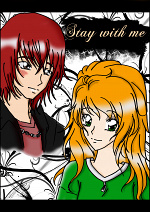 Cover: Stay with me