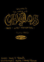 Cover: CHAOS! - Live Wild Adventure
