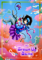 Cover: The Grown Up Game (Onlineversion)