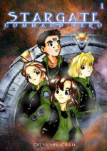 Cover: Stargate - Command Zero