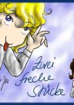 Cover: 'Lady Oscar' - Freche Chibi Geschichten