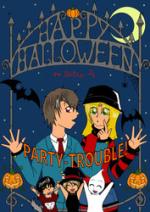 Cover: Happy Halloween -