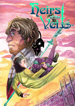 Cover: Heirs of the Veil