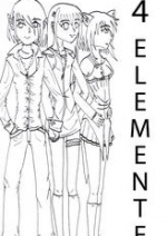 Cover: 4 ELEMENTE