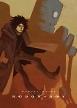 Cover: robot • boy