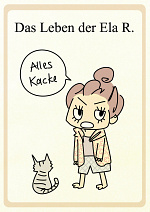 Cover: Das Leben der Ela R.