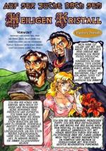 Cover: Auf der Suche nach dem heiligen Kristall (Fantasy Parodie ^_^)