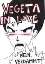 Cover: Vegeta in Love