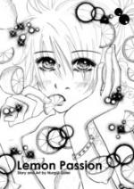 "Cover: ""Lemon Passion"" Preview zum [Schwarzer Turm Manga Spezial]-Band :""Blütenträume Short storys"""