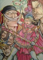 Cover: One Piece: Nemesis