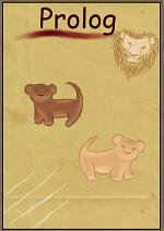 Cover: Der König der Löwen- Geschichten der Vergangenheit