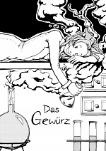 Cover: Das Gewürz