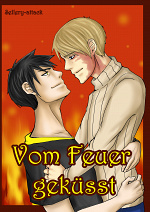 Cover: Vom Feuer geküsst