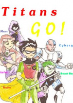 Cover: Titans GO!