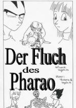 Cover: Der Fluch des Pharao