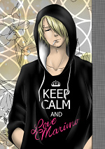 Cover: Keep calm and love Marimo
