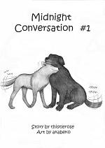 Cover: Midnight Conversation #1