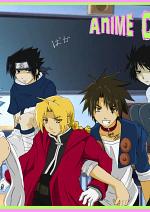 Cover: Anime Clash  -  アニメ の 衝突