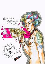 "Cover: Manga Magie 2010 - ""MozArt - eine böse Nachtmusik"""