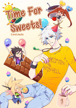 Cover: Time for Sweets! (ALT)