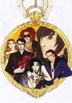 Cover: Revenge of Rakazel - Comicsammlung