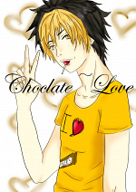 Cover: Chocolate-Love