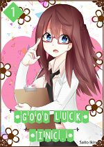 Cover: Good Luck Inc.