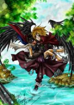 Cover: .+†Wind beneath my wings†+.│
