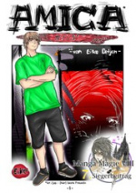 "Cover: ""Amica"" (7. Platz Manga Magie VIII)"