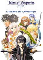 Cover: Labyrinth der Erinnerungen