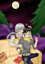 Cover: Trick and Treat! | Schwarzer Turm - Hungry Hearts 5 (Preview)